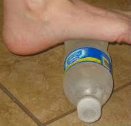 Ice: Heel pain